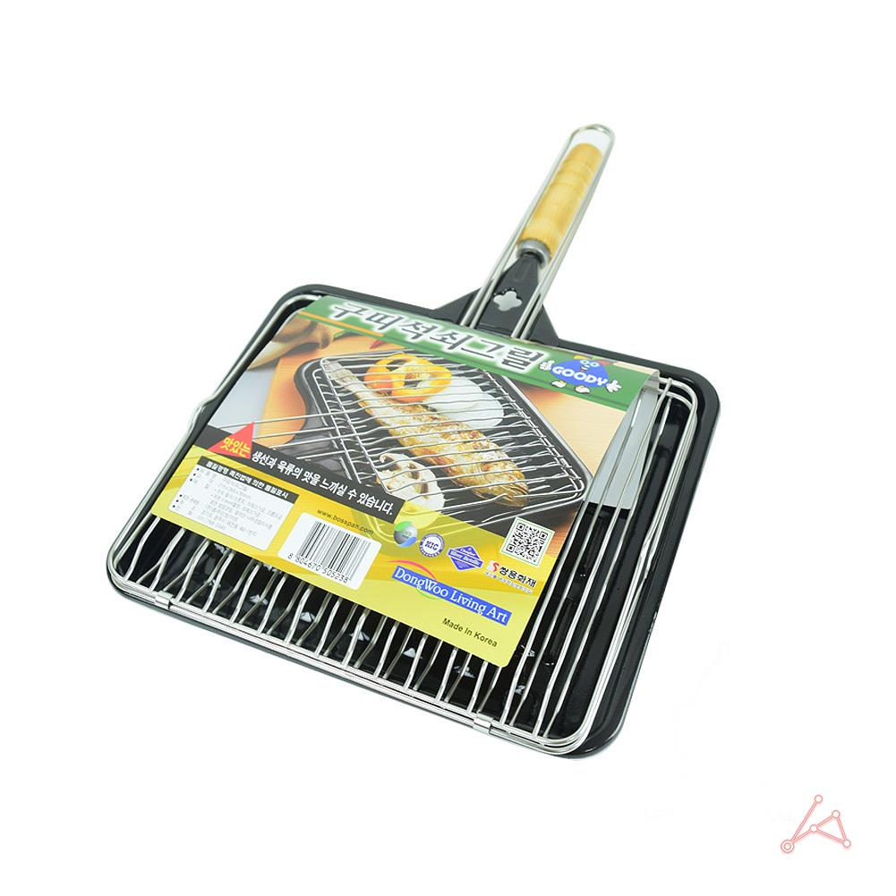 구띠석쇠그릴 석쇠판 고기석쇠 주방용품 석쇠그릴 주
